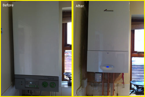 Benefits of replacing an old boiler with a new combi boiler