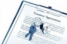 A tenancy agreement