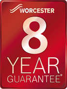 Worcester 8 Year Guarantee